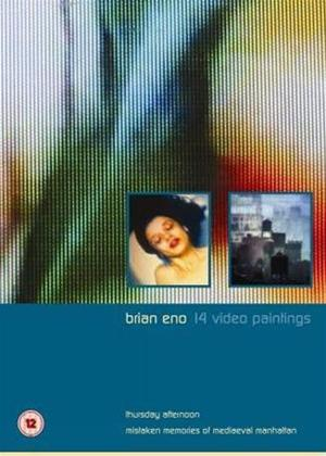 Rent Brian Eno: 14 Video Paintings Online DVD Rental