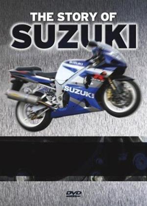 Suzuki Motorbikes Online DVD Rental