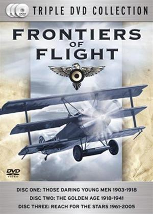 Rent Frontiers of Flight Online DVD Rental