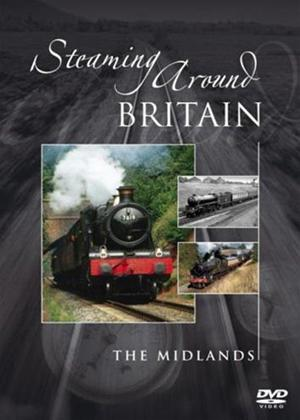 Steaming Around Britain: The Midlands Online DVD Rental