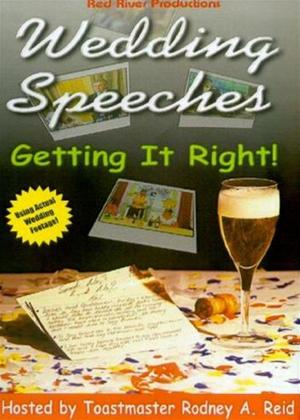 Wedding Speeches: Getting It Right Online DVD Rental