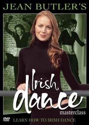 Jean Butler's Irish Dance Masterclass Online DVD Rental