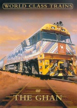 World Class Trains: The Ghan Online DVD Rental