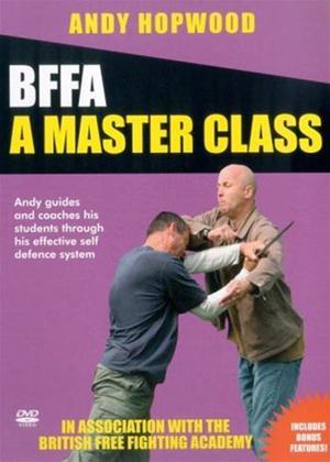 Rent BFFA: A Master Class Online DVD Rental