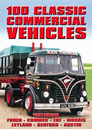 Rent 100 Classic Commercial Vehicles Online DVD Rental