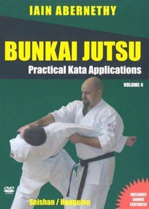 Rent Iain Abernethy's Bunkai Jutsu: Vol.4 Online DVD Rental