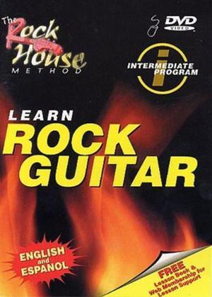 Rent Learn Rock Guitar: Intermediate Program Online DVD Rental