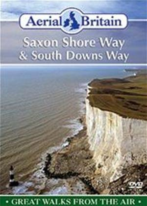 Aerial Britain: The Saxon Shore Way Online DVD Rental