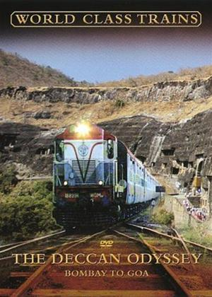 World Class Trains: The Deccan Odyssey: Bombay to Goa Online DVD Rental