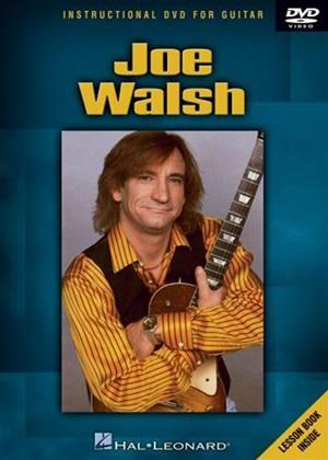 Rent Joe Walsh Guitar Online DVD Rental