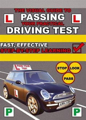 The Visual Guide to Passing Your Practical Driving Test Online DVD Rental