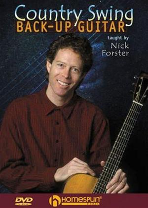Rent Country Swing Back-up Guitar Online DVD Rental