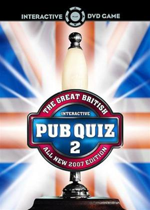 Great British Pub Quiz 2 Online DVD Rental