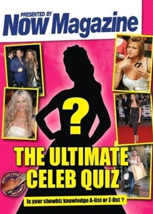 Now Magazine Ultimate Celeb Quiz Online DVD Rental
