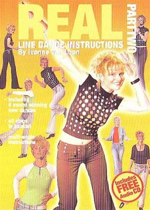 Real Country Music: Dance Instructions by Ivonne Van Loon Online DVD Rental