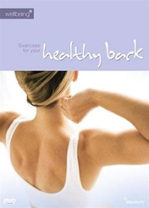 Exercises for Your Healthy Back Online DVD Rental