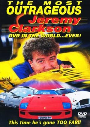 Rent Jeremy Clarkson: Most Outrageous Online DVD Rental