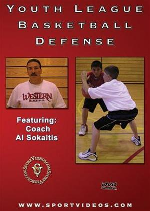 Youth League Basketball Defence Online DVD Rental