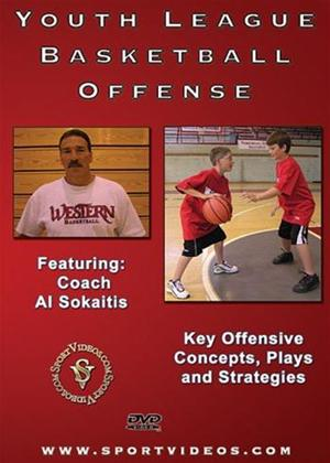 Youth League Basketball Offence Online DVD Rental