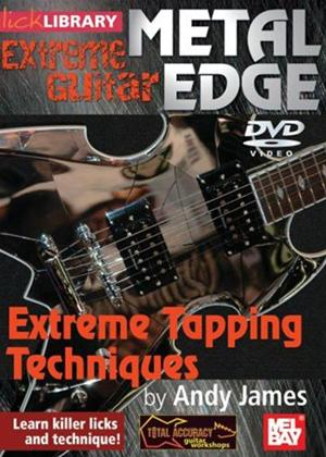 Rent Metal Edge: Extreme Tapping Techniques Online DVD Rental