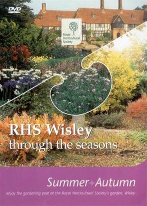 Rent Wisley Through the Seasons: Summer and Autumn Online DVD Rental