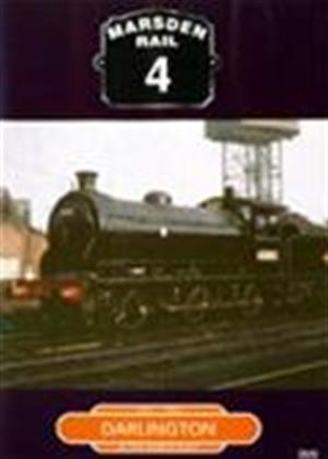 Rent Marsden Rail 4: Darlington Online DVD Rental