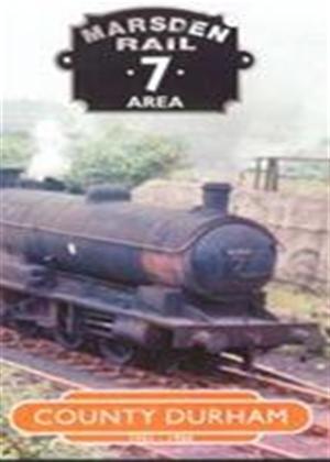 Rent Marsden Rail 07: County Durham 1961-1966 Online DVD Rental