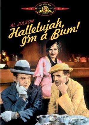 Hallelujah I'm a Bum Online DVD Rental