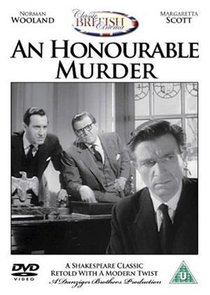 Rent An Honourable Murder Online DVD Rental