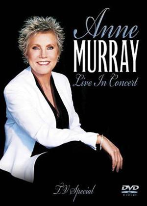Rent Anne Murray: Live in Concert Online DVD Rental