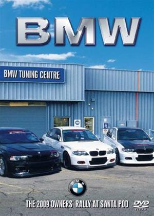 Rent BMW: The 2009 Owners' Rally at Santa Pod Online DVD Rental