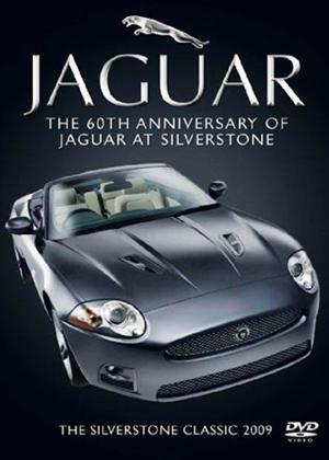 Jaguar: The 60th Anniversary of Jaguar at The Silverstone Online DVD Rental
