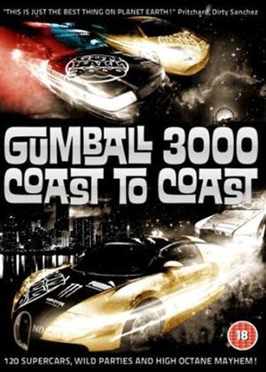 Gumball 3000: Coast 2 Coast Online DVD Rental