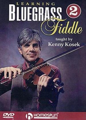 Kenny Kosek: Learning Bluegrass Fiddle: Vol.2 Online DVD Rental