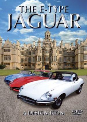 The E Type Jaguar: A Design Icon Online DVD Rental