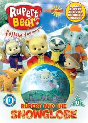 Rupert and the Snowglobe Online DVD Rental