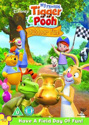 Rent My Friends Tigger and Pooh: Sportsmanship / Outdoor Fun Online DVD Rental
