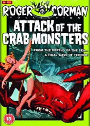 Attack of the Crab Monsters Online DVD Rental