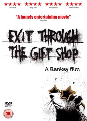 Exit Through the Gift Shop Online DVD Rental