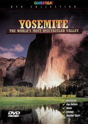 Yosemite: The World's Most Spectacular Valley Online DVD Rental