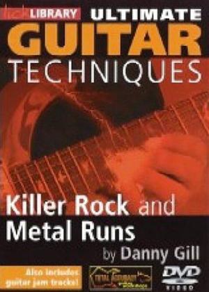 Rent Ultimate Guitar: Killer Rock and Metal Runs Online DVD Rental