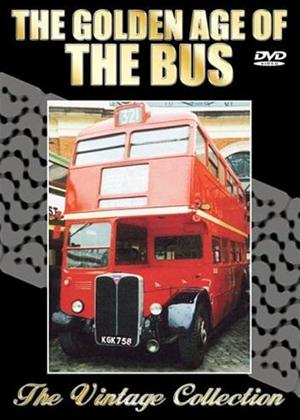 The Golden Age of the Bus Online DVD Rental