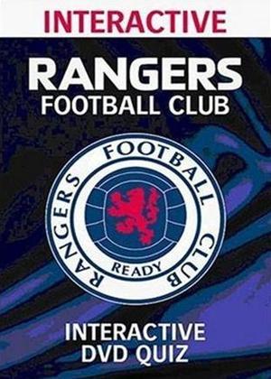 Rangers Football Club: Interactive Quiz Online DVD Rental