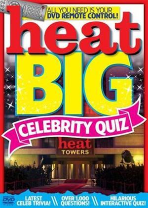 Heat Big Celebrity Quiz Online DVD Rental