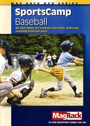 Sportscamp Baseball Online DVD Rental