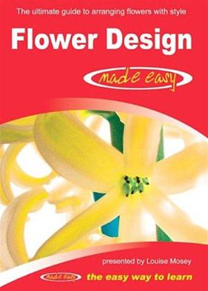 Flower Design Made Easy Online DVD Rental