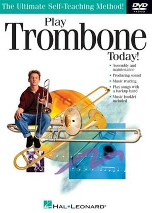 Play Trombone Today Online DVD Rental