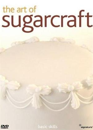 Rent The Art of Sugarcraft: Basic Skills Online DVD Rental