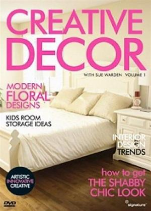 Creative Decor with Sue Warden: Vol.1 Online DVD Rental