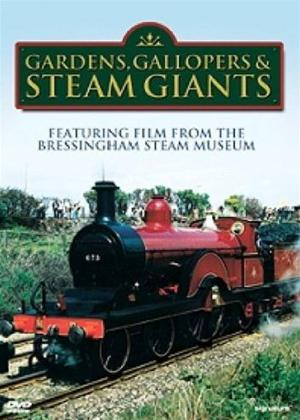 Gardens Gallopers and Steam Giants Online DVD Rental